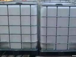 Re: Пищевые Емкости 1000, литров. Еврокуб