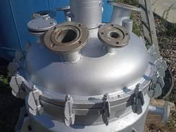 Реактор 0, 25 м3 нержавеющий