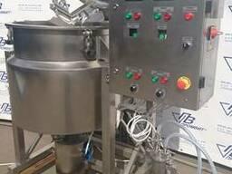 Мазевой реактор V160 для приготовления мазей и кремов