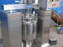 Реактор 20 л, для производства мягких лекарственных форм и а