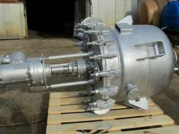 Реактор 25 литров нержавеющая сталь. Новый.