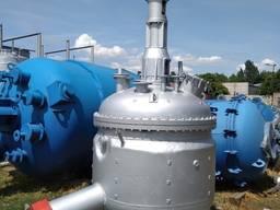 Реактор из нержавейки 3, 2м2. реактор нержавеющий 2м3.