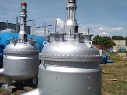 Реактор из нержавеющий стали 2, 5 м3. Реактор нержавейки 3, 2м