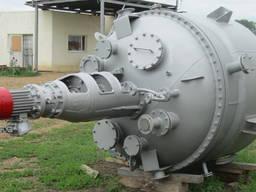 Реактор из нержавеющей стали 3, 2 м3, реактор из нержавейки