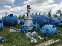 Реактор из нержавеющей стали от 10 литров до 100м3, Наличие