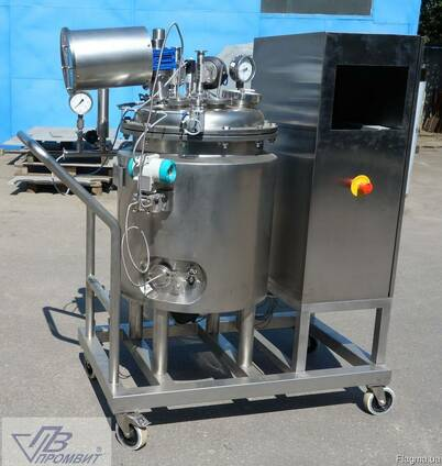Реактор лабараторный 250л. Реактор GMP