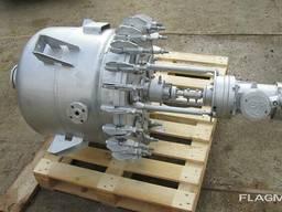 Реактор нержавейка 0. 063м3