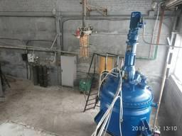 2.0 м куб реактор н/ж нержавеющий