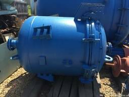 Реактор, Нуч-фильтр, Эмалированный реактор, 400 литров.