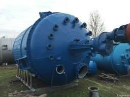 Реактор, Реактор из нержавеющей стали 25м3.
