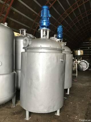 Реактор варочный М3-2С-210 (1000л)