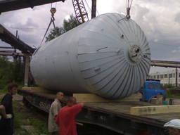 Реакторы, емкости, сборники, дисольверы, цистерны, ферментер