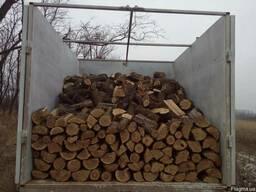 Реализуем дрова твердых пород
