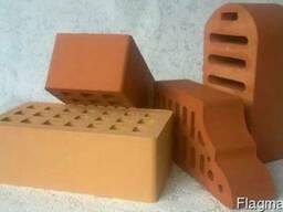Реализуем фасонный кирпич от производителя со склада в Киеве