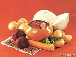 Реализуем овощи борщевого набора отличного качества