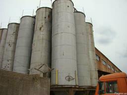 Силос, зернохранилище, бункер для зерна, муки 50м3