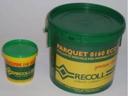 Recoll/Реколл клей двухкомпонентный эпоксидно-полиуретановый