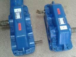 Редуктор 1Ц2У-125 цилиндрический купить редуктор 1Ц2У