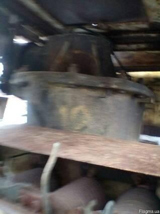 Редуктор поворота автокрана КС 4562