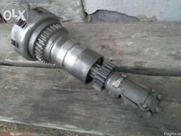Редуктор пускового двигателя-РПД.