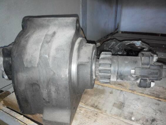 Редуктор пускового двигателя СМД-18