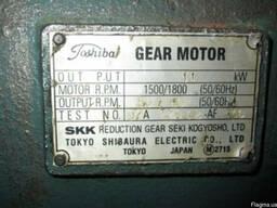 Редуктор японский соосно-цилиндрический SKK Speed Reducer or - фото 3