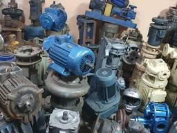 МЦ2С-63 Мотор-редуктор МЦ2С-80, МЦ2С-100, МЦ2С-125 И Др