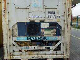 Рефконтейнер 20-фут Carrier