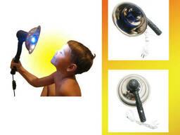 Рефлектор Минина (синяя лампа) «Классика» с большим отражателем Ø180 мм /Праймед/