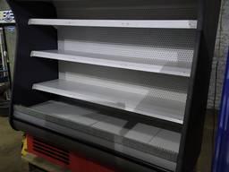 Регал бу Росс Модена 2м, горка холодильная бу