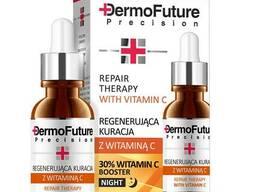Регенерирующий курс Dermo Future с витамином C, 20 мл