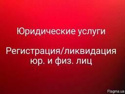 Регистрация, Закрытие ООО с НДС, ФЛП в Кропивницком.