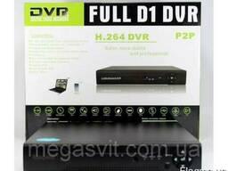Регистратор DVR 6608Z 8-CAM (8 канальный видеорегистратор)