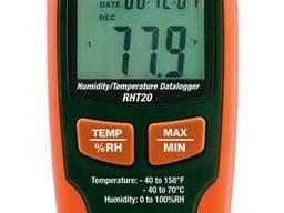 Регистратор влажности/температуры Extech RHT20