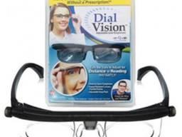 Регулируемые очки для зрения Dial Vision