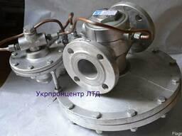 Регулятор давления газа РДУК2-50, РДУК2-100, РДУК2-200