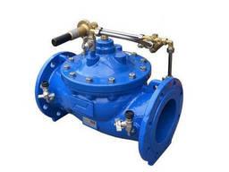 Регулятор давления T. I. S М3200/М3100 (ДУ 50 - 800)