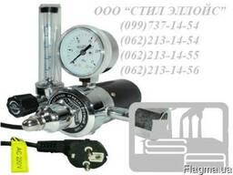 Регулятор давления углекислотный У-30-П (220В)