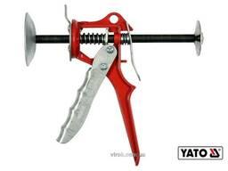Регулятор для монтажу керамічної плитки і дверей YATO 10-120 мм