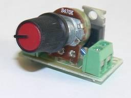 Радиоконструктор Radio-Kit K216 Регулятор мощности симисторный до 1 киловатта на BT136