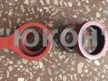 Комплект регуляторов роликов гранулятора ОГМ - фото 1