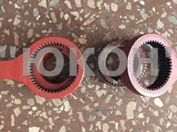 Комплект регуляторов роликов гранулятора ОГМ