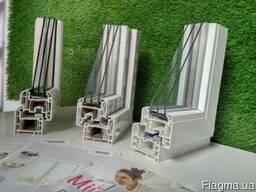 REHAU Окна металопластиковые, двери,балконы,подоконники