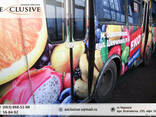 Реклама в маршрутках Черкасс - фото 4