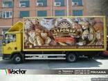 Реклама в маршрутках города и пригорода Черкасс - фото 1