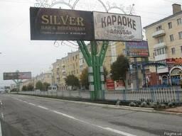Реклама на билбордах Луганск
