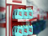Рекламные торговые стойки для хозтоваров AVIA - photo 2