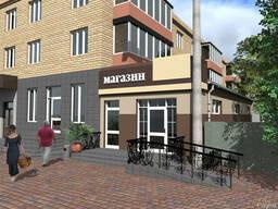 Реконструкція житлових приміщень під комерційні приміщення