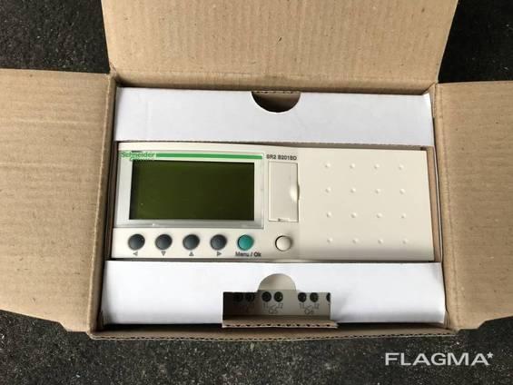 Реле интеллектуальное (контроллер) Zelio Logic SR2 B201BD