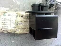 Реле кондиционера (отопителя) ХОВО (HOWO)арт WG1630840321